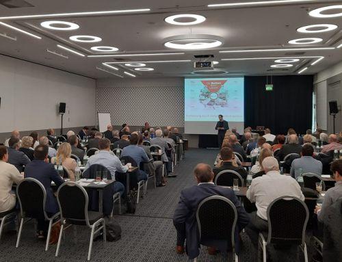 Referent auf VDB Fachtagung Düsseldorf