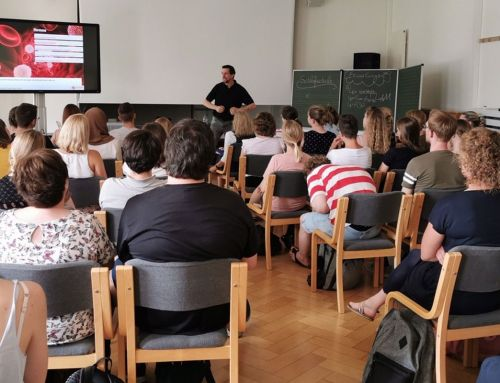 Vortrag im Zentrum für schulpraktische Lehrerausbildung