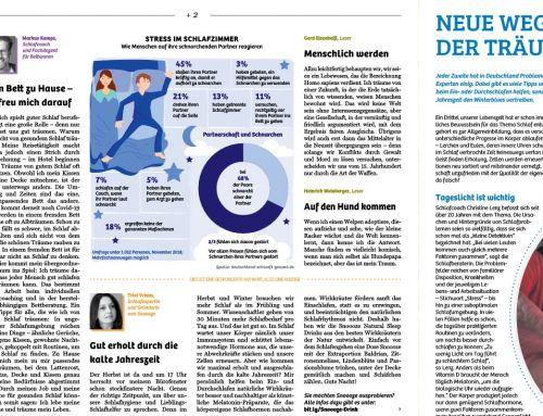 Markus Kamps in Süddeutscher Beilage
