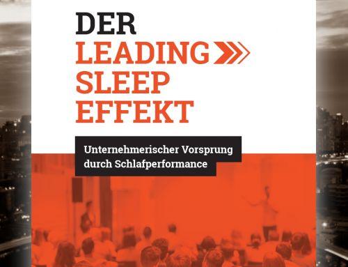 Guter Schlaf, guter Job – Leading Sleep Effekt